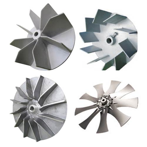 Impellers Construction On Demand