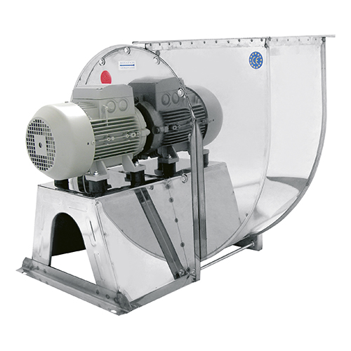 1450 Rpm Stainless Steel Single Inlet Centrifugal Fans