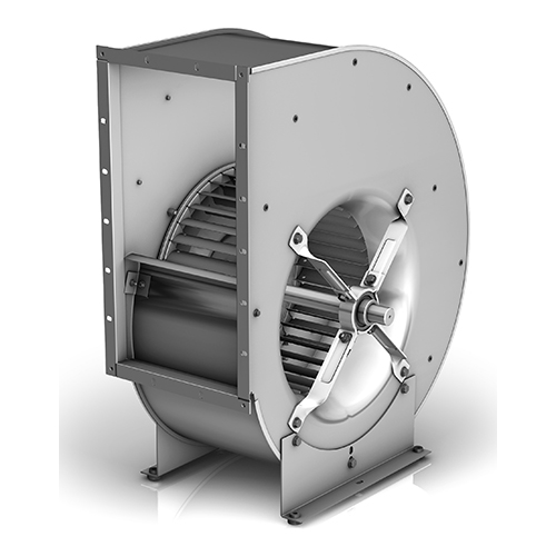 Engine Driven Centrifugal Blower : Single inlet centrifugal fans with forward curved impeller