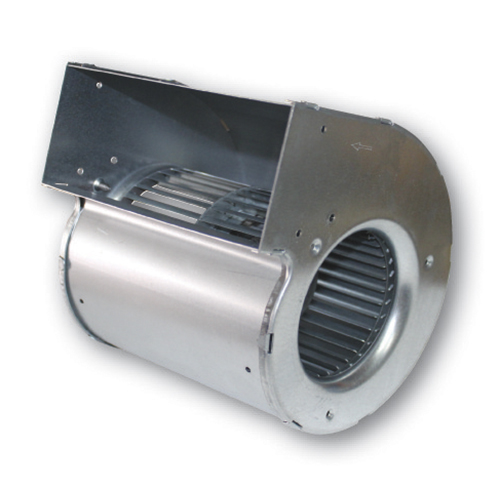 Centrifugal Fan Blades : Double inlet centrifugal fans with forward curved blades