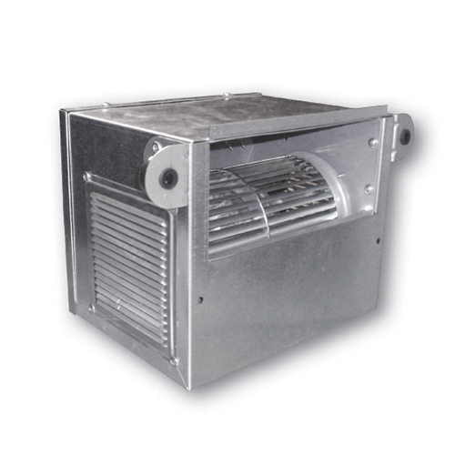 Centrifugal Blower Fireplace : Double inlet centrifugal fans with forward curved blades