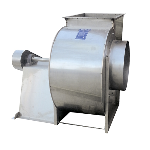 High Volume Centrifugal Blowers : High volume single inlet centrifugal fans