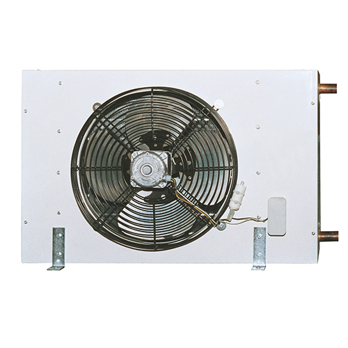 Axial Fan Heaters With Hot Water Coil