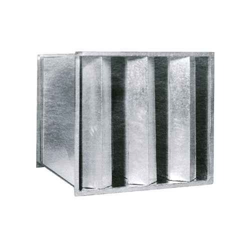 Sound Barriers For Rectangular Duct Systems
